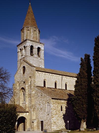Glimpse of Patriarchal Basilica of Santa Maria Assunta--Photographic Print