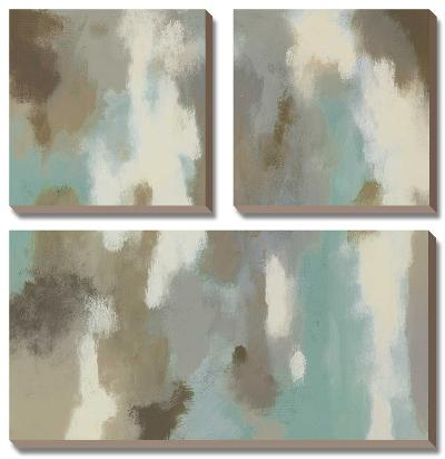 Glistening Waters I-Rita Vindedzis-Canvas Art Set