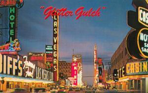Glitter Gulch, Las Vegas, Nevada