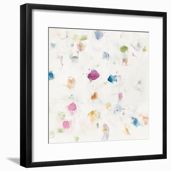 Glitterati II V2-Mike Schick-Framed Art Print