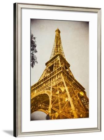 Glittery Paris-Emily Navas-Framed Premium Giclee Print