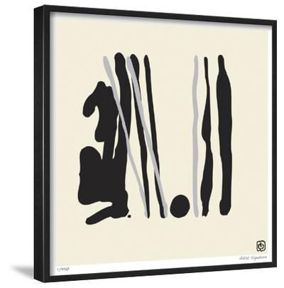 Global Art VI-Ty Wilson-Framed Giclee Print