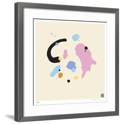 Global Art XIV-Ty Wilson-Framed Giclee Print