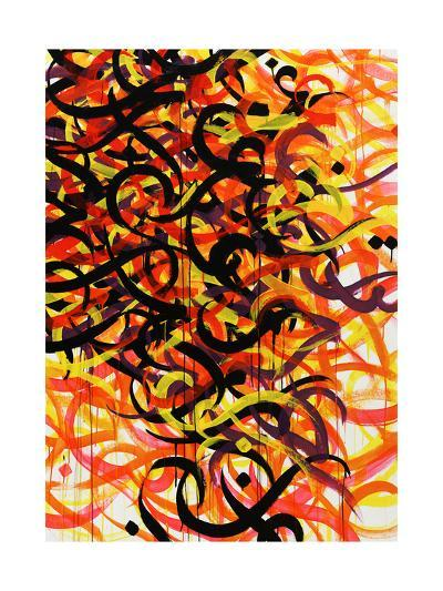Global Flare-Sydney Edmunds-Giclee Print