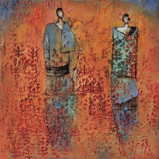 Global Harmony-Michel Raucher-Art Print