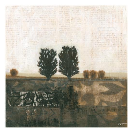 Global Landscape I--Art Print
