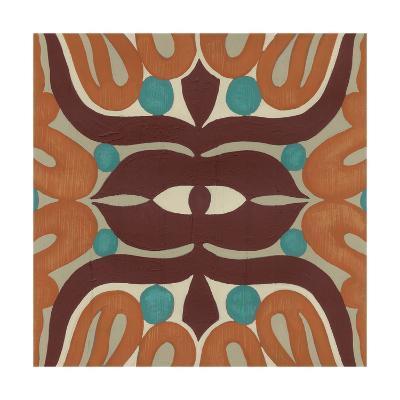 Global Motif II-June Erica Vess-Art Print