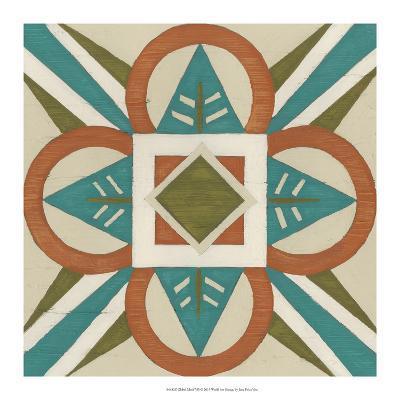 Global Motif VII-June Erica Vess-Giclee Print