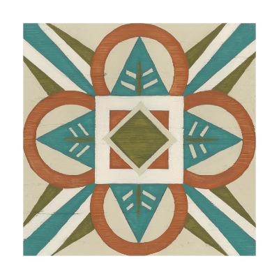 Global Motif VII-June Erica Vess-Art Print