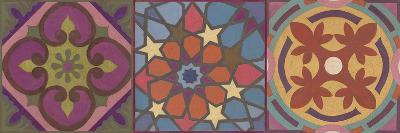 Global Triptych 1-Hope Smith-Art Print