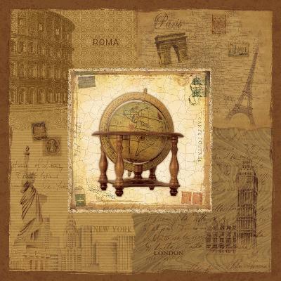 Globe II-Pela Design-Art Print