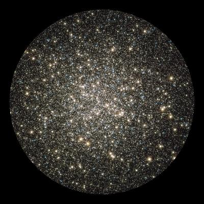 Globular Cluster M13-Stocktrek Images-Photographic Print