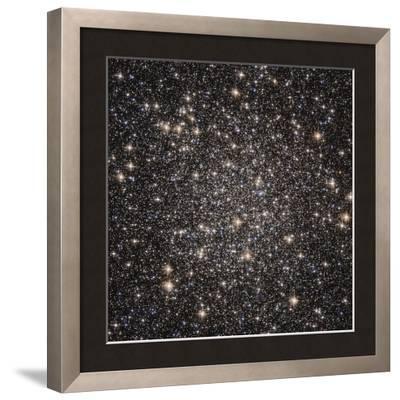 Globular Cluster M22 in the Constellation Sagittarius-Stocktrek Images-Framed Photographic Print