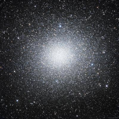 Globular Cluster Omega Centauri-Stocktrek Images-Photographic Print