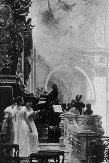 'Gloria in Excelsis', c1890, (1911)-Unknown-Photographic Print