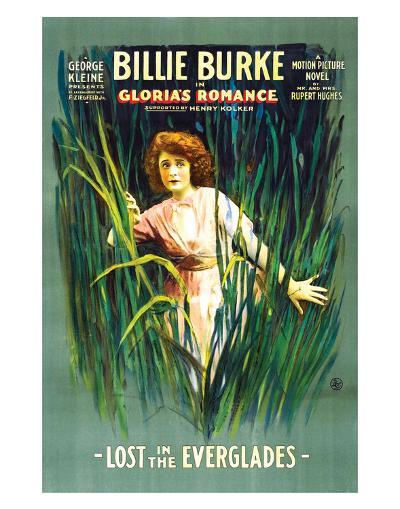 Gloria's Romance - 1916 I--Giclee Print