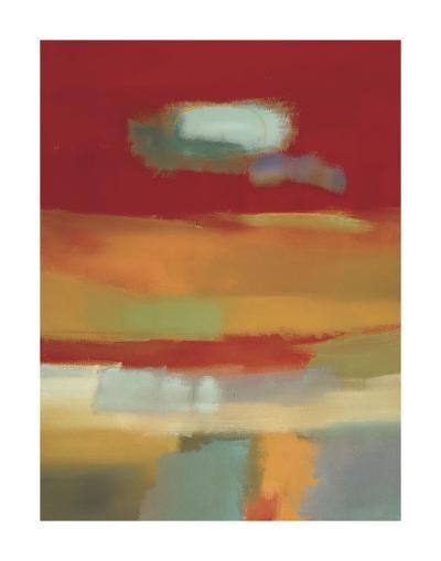 Glow of Harmony-Nancy Ortenstone-Art Print