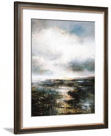 Glowing Beneath-Rikki Drotar-Framed Giclee Print