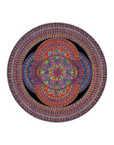Glowing Blossom-Lawrence Chvotzkin-Art Print