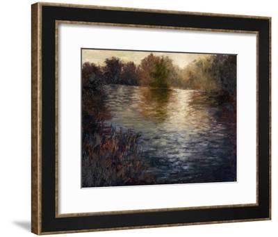 Glowing Reflection-Mary Jean Weber-Framed Giclee Print