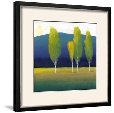 Glowing Trees I-Tim O'toole-Framed Photographic Print