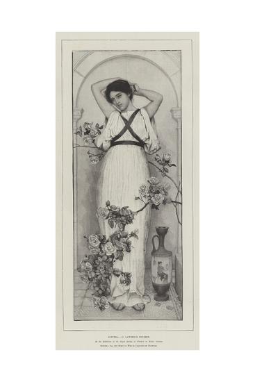 Glycera-George Lawrence Bulleid-Giclee Print