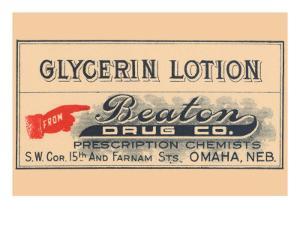 Glycerin Lotion