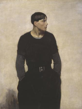A Young Breton