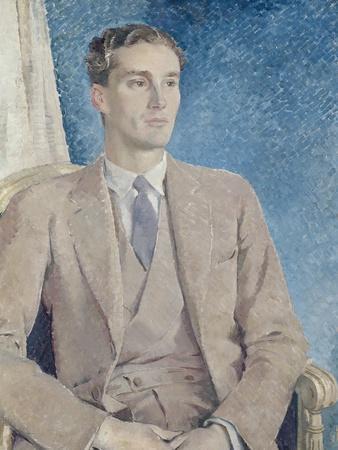Portrait of Patrick Buchan-Hepburn, Lord Hailes, 1934