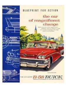GM Air Born B-58 Buick -Change