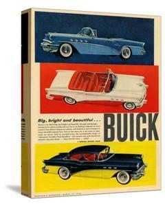 GM Big Bright Beautiful Buick