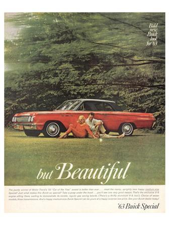 GM Bold New Buick Look for '63