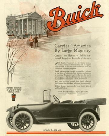 GM Buick …Carries America