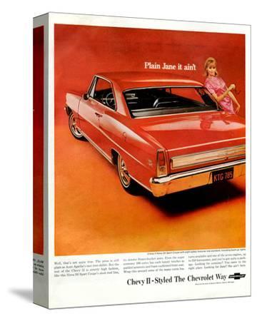GM Chevy II-Plainjane It Ain'T