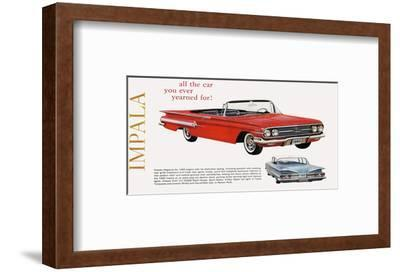 GM Chevy Impala - Yearned For
