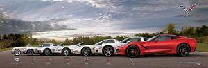 Gm Corvette Evolution