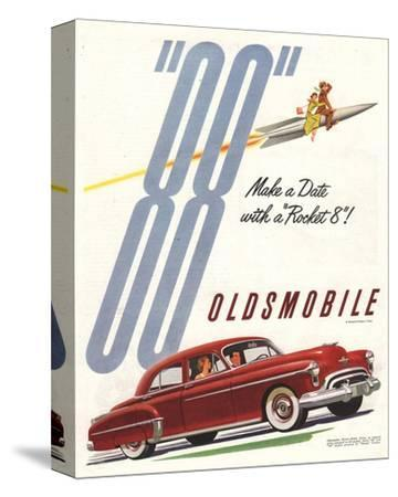 GM Oldsmobile - Make a Date