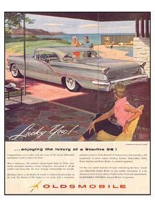 GM Oldsmobile - Starfire 98