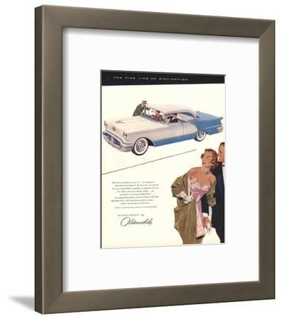 GM Oldsmobile - the Fine Line