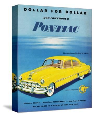 GM Pontiac- Distinctive Beauty