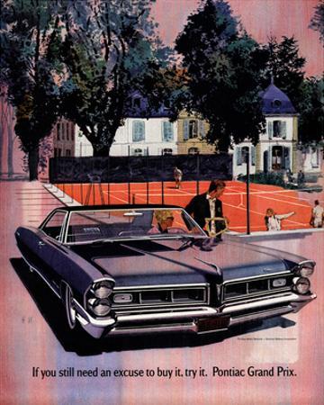 GM Pontiac - Excuse to Buy It