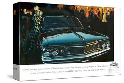 GM Pontiac - Just An Admirer