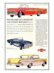 GM Springtime Bright New Chevy