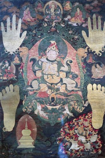 Gnya-Khri Btsan-Po--Giclee Print