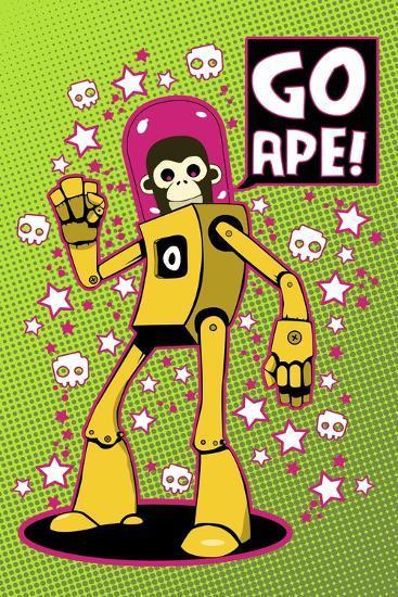 Go Ape-Craig Snodgrass-Giclee Print