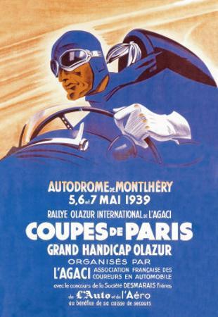 Go Blue Racer, Go!