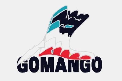Go Man Go Annimo--Art Print