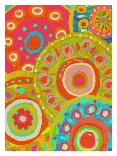 Go With The Flow-Lisa Weedn-Giclee Print