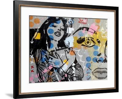 Go!-Dan Monteavaro-Framed Giclee Print