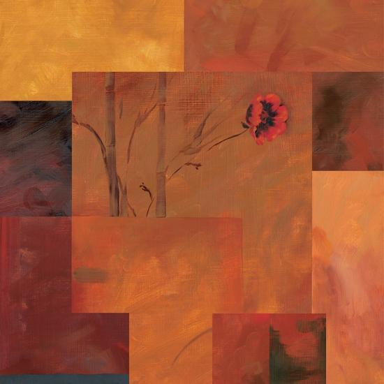 Goa Poppy II-Paul Brent-Art Print